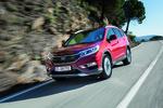 Honda CR-V: Neuer Diesel und Neun-Gang-Automatik