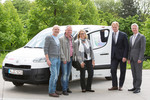 Elektromobil im Betriebsalltag überrascht Kölner positiv