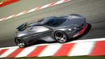 Mal wieder nur virtuell: Peugeot Vision Gran Turismo