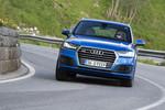 Pressepräsentation Audi Q7: Was lange währt
