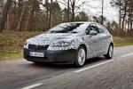 Opel Astra schon gefahren: Durchtrainiert