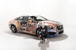 Cro gestaltet Mercedes-Benz CLA für Deutschlandtour