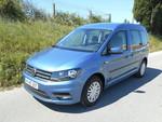 Pressepräsentation Volkswagen Caddy: Weiter geht's