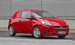 Stadt-Lieferwagen mit Blitz: Opel Corsavan