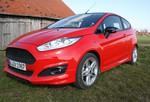 Ford Fiesta wird aufgewertet und variantenreicher