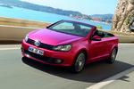 VW stellt Golf Cabriolet auf Euro 6 um