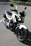 Kurzvorstellung Honda CB 125 F: Stimmig