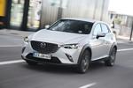 Mazda CX-3 setzt Maßstäbe in seiner Klasse