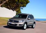 VW Tiguan mit neuen Motoren und Infotainmentsystemen