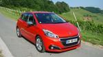 Pressepräsentation Peugeot 208: Reif für die zweite Lebenshälfte