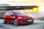 IAA 2015: Opel Astra kommt im Oktober