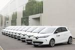 BASF kauft 100 Renault-Elektrofahrzeuge