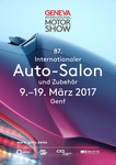 Auto-Salon Genf 2017.