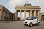 Car2go in Berlin.