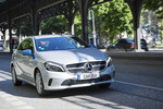 Car2go: Mercedes-Benz A-Klasse.