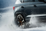 Cupra Ateca Snow Camp.