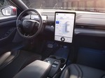 Ford Mustang Mach-E mit 15-Zoll-Display und Sync 4.