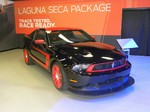 Ford Mustang The Boss im Renntrimm mit dem Laguna Seca Package.