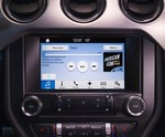 Ford Sync 3 mit Amazon-App Alexa.