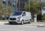 Ford Transit Custom PHEV.