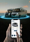 Hymer Connect App.