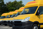 Iveco liefert 28 Daily Electric 50 C Electric an Deutsche Post DHL