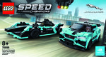 Jaguar-Speed-Champions-Set von Lego.