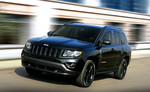 "Jeep Compass ""Black Edition""."