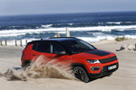 Jeep Compass Trailhawk.