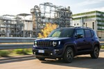 Jeep Renegade 80th Anniversary.