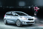 Kia Carens FIFA World Cup-Edition.