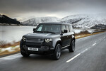 Land Rover Defender 110 V8.
