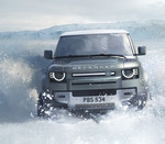 Land Rover Defender.