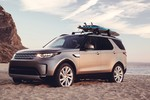 Land Rover Discovery.