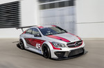 Mercedes-Benz CLA 45 AMG Racing Series.