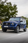 Mercedes-Benz G 400 d Stronger Than Time.
