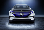 Mercedes-Benz Generation EQ.
