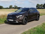 Mercedes-Benz GLA Edition 1.