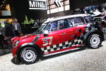 Mini Countryman WRC.