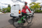 Opel Combo Cargo mit Surround Rear Vision.