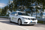 Saab 9-3 E-Power.