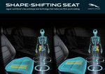 Shape Shifting Seat.