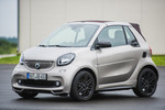 "Smart Brabus ""15th Anniversary Edition""."