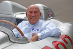 Stirling Moss, 2015 in Italien.