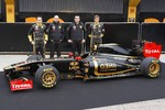 Team Lotus Renault GP.