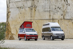 Volkswagen California Ocean und Grand California.