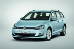 Volkswagen Golf Variant TDI Blue Motion.