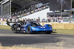 Volkswagen ID R holt Gesamtrekord in Goodwood.