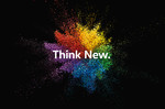 "Volkswagen Innovationskampagne ""Think New."" ."