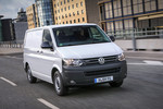 Volkswagen Transporter Blue Motion.